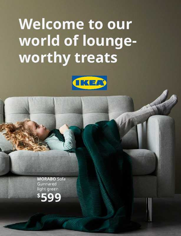 Ikea - deals are valid from 12/01/20 to 09/30/21 - page 1.
