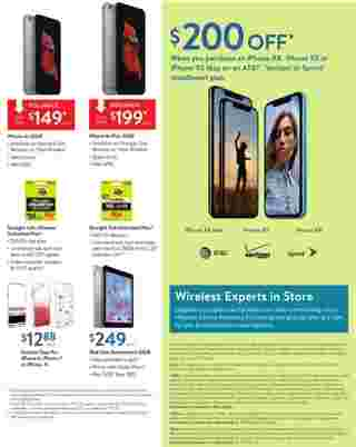 Walmart - promo starting from 11.08.2019 - page 16