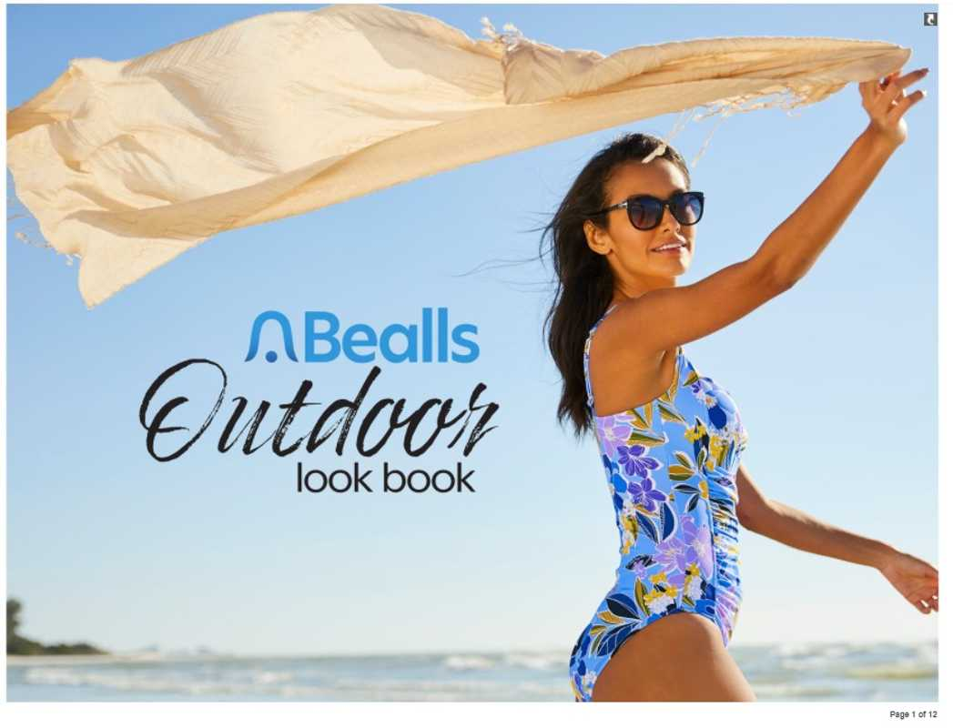 Bealls Florida - deals are valid from 02/28/21 to 05/01/21 - page 1.