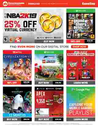 GameStop - promo starting from 2019-07-07 - page 13