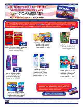 Commissary - promo starting from 2019-02-04 - page 11