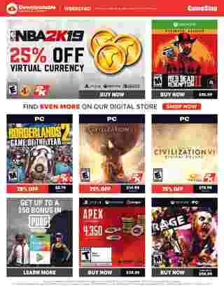 GameStop - promo starting from 2019-05-19 - page 7