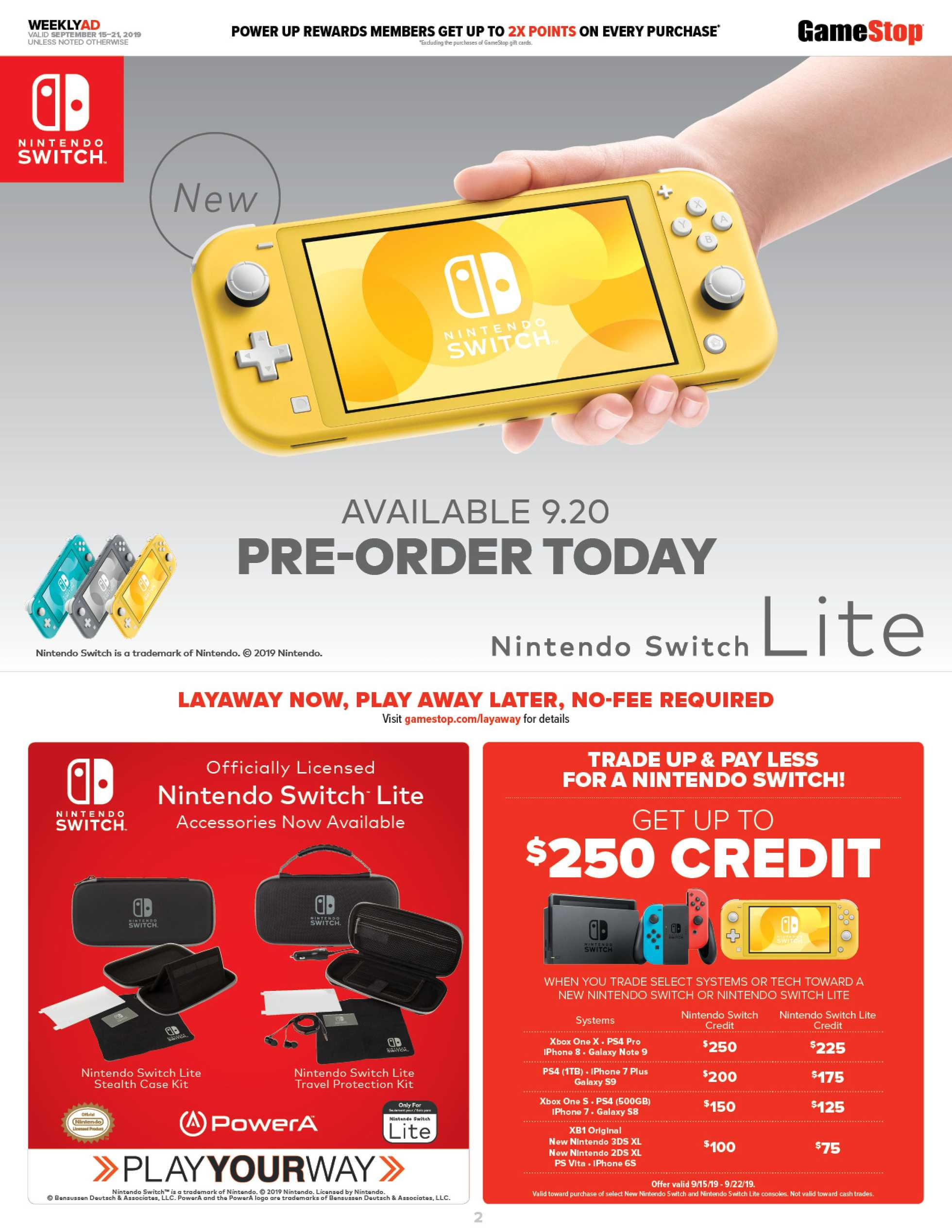 GameStop - promo starting from 09/15/19 - page 2
