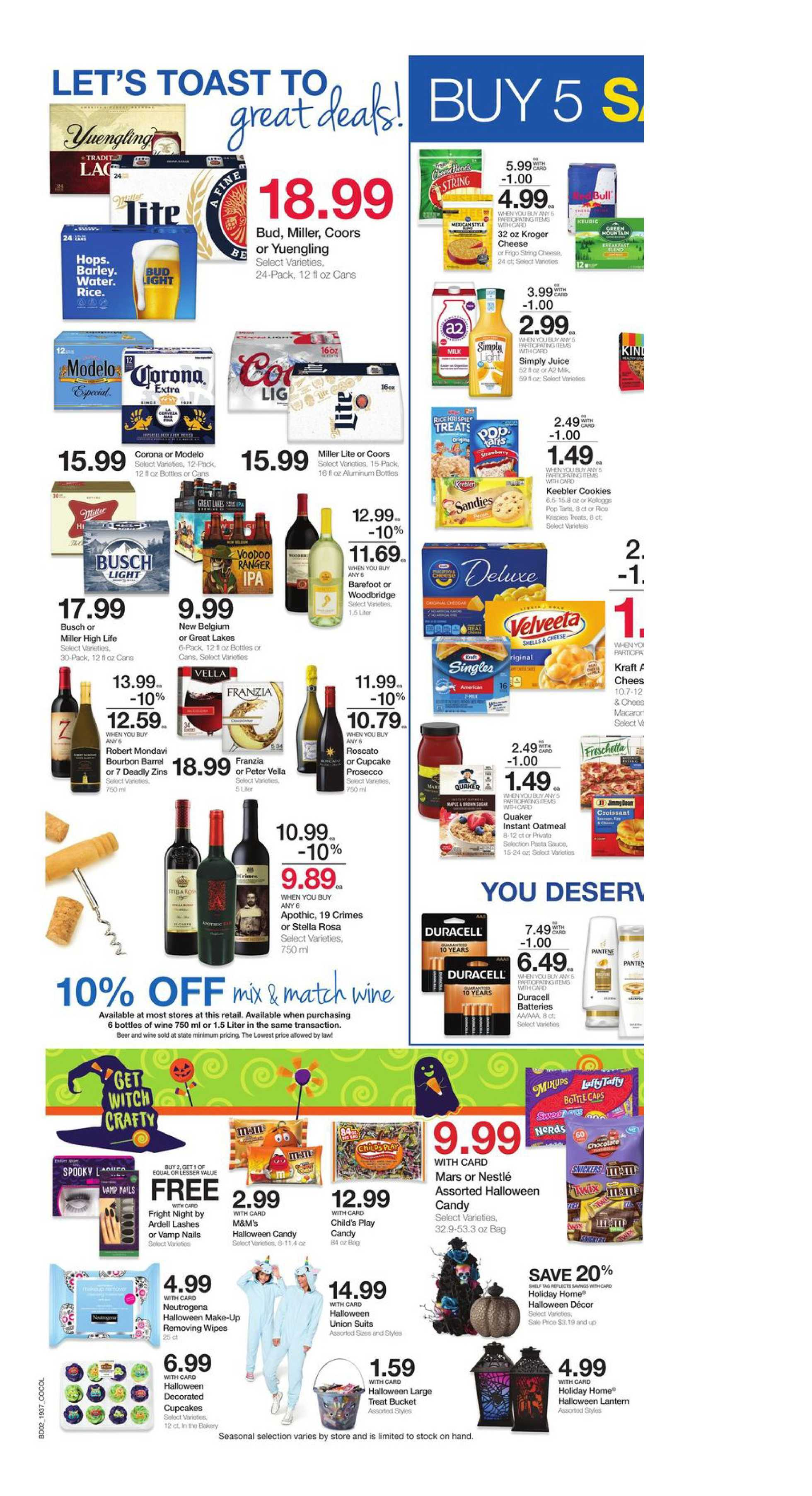 Kroger - promo starting from 10/16/19 - page 4