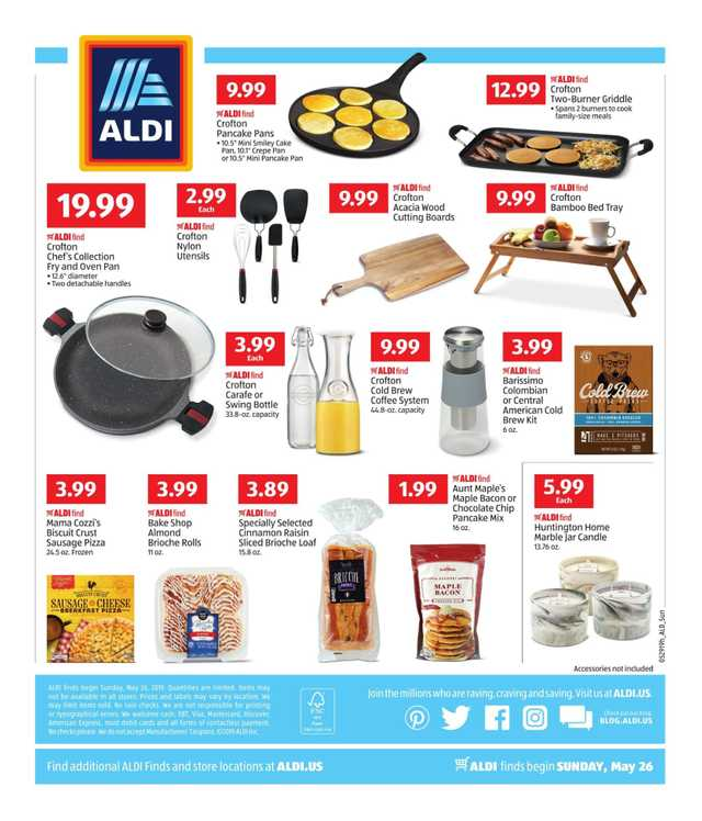 Aldi - promo starting from 2019-05-26 - page 4