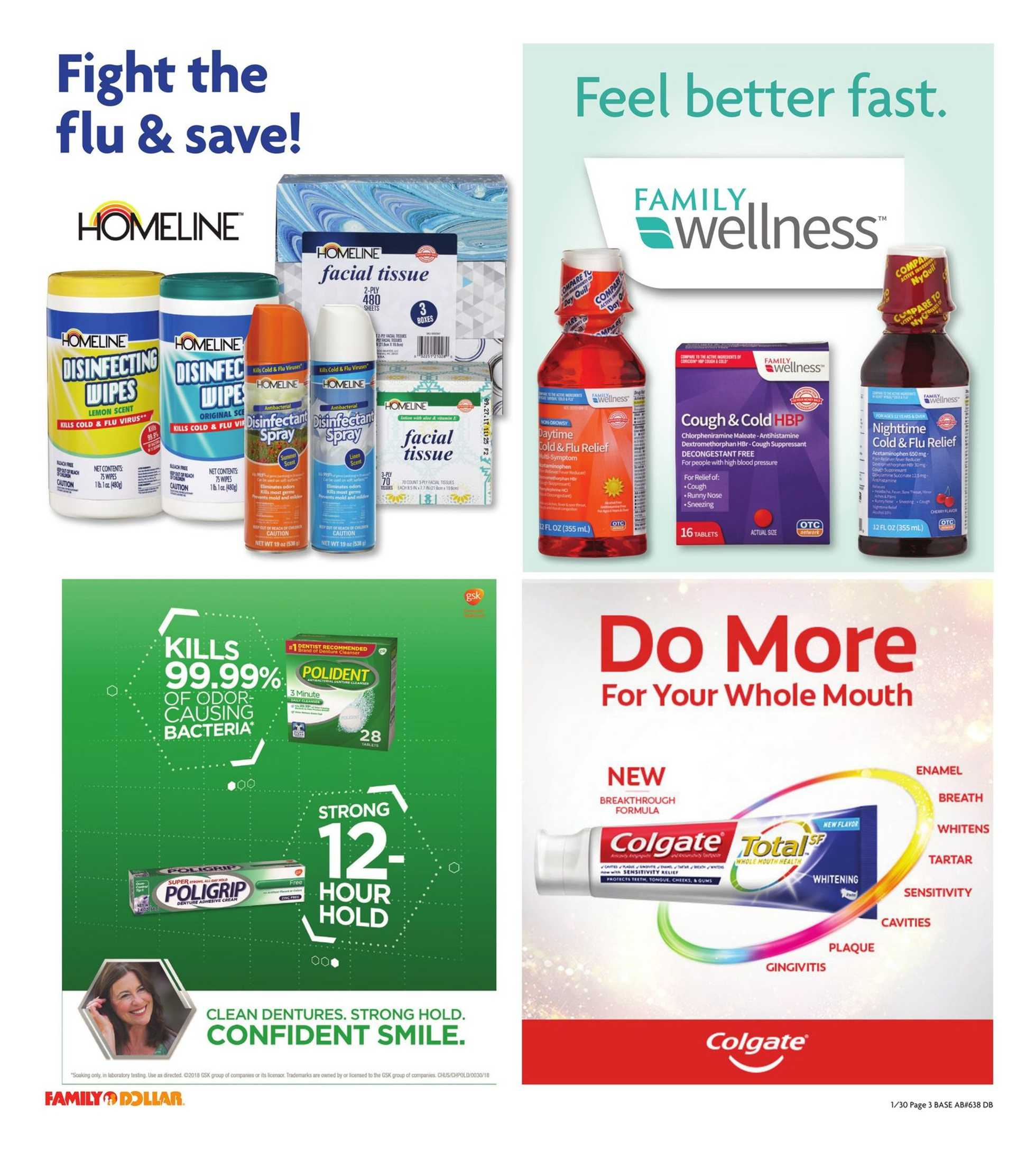 Family Dollar - promo starting from 30.01.2019 - page 3