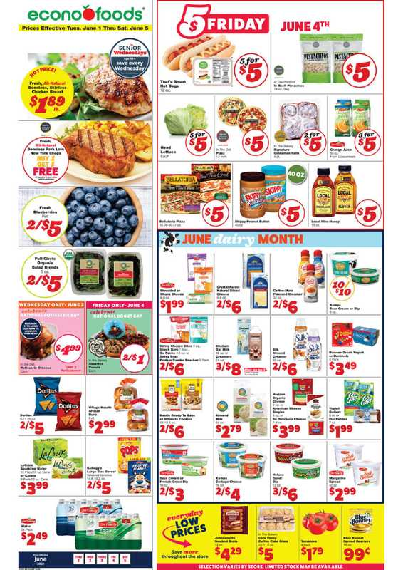 Bi-Mart - deals are valid from 06/02/21 to 06/15/21 - page 1.