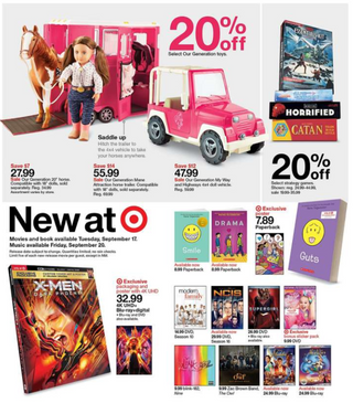 Target - promo starting from 09/15/19 - page 7