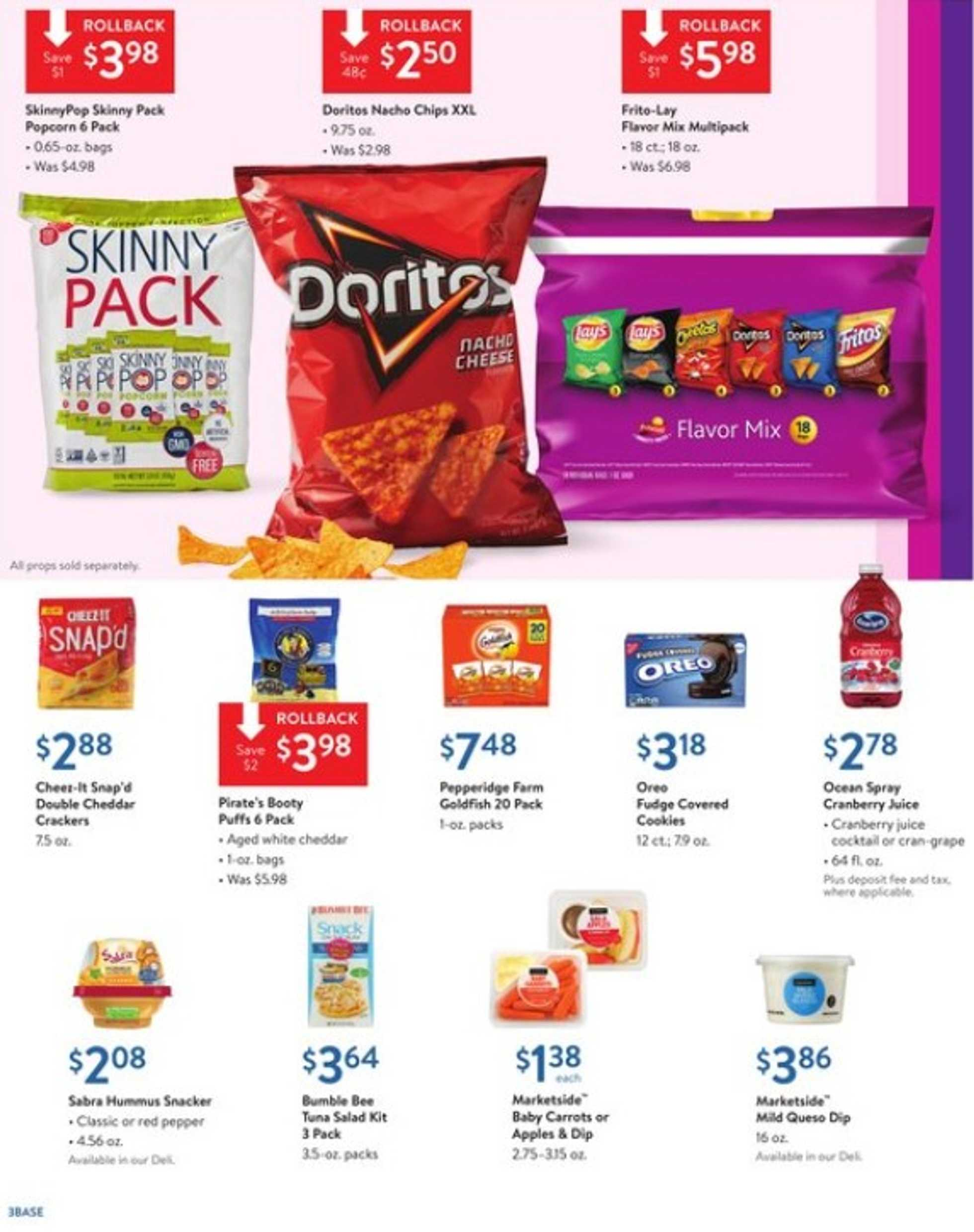 Walmart - promo starting from 11.08.2019 - page 3
