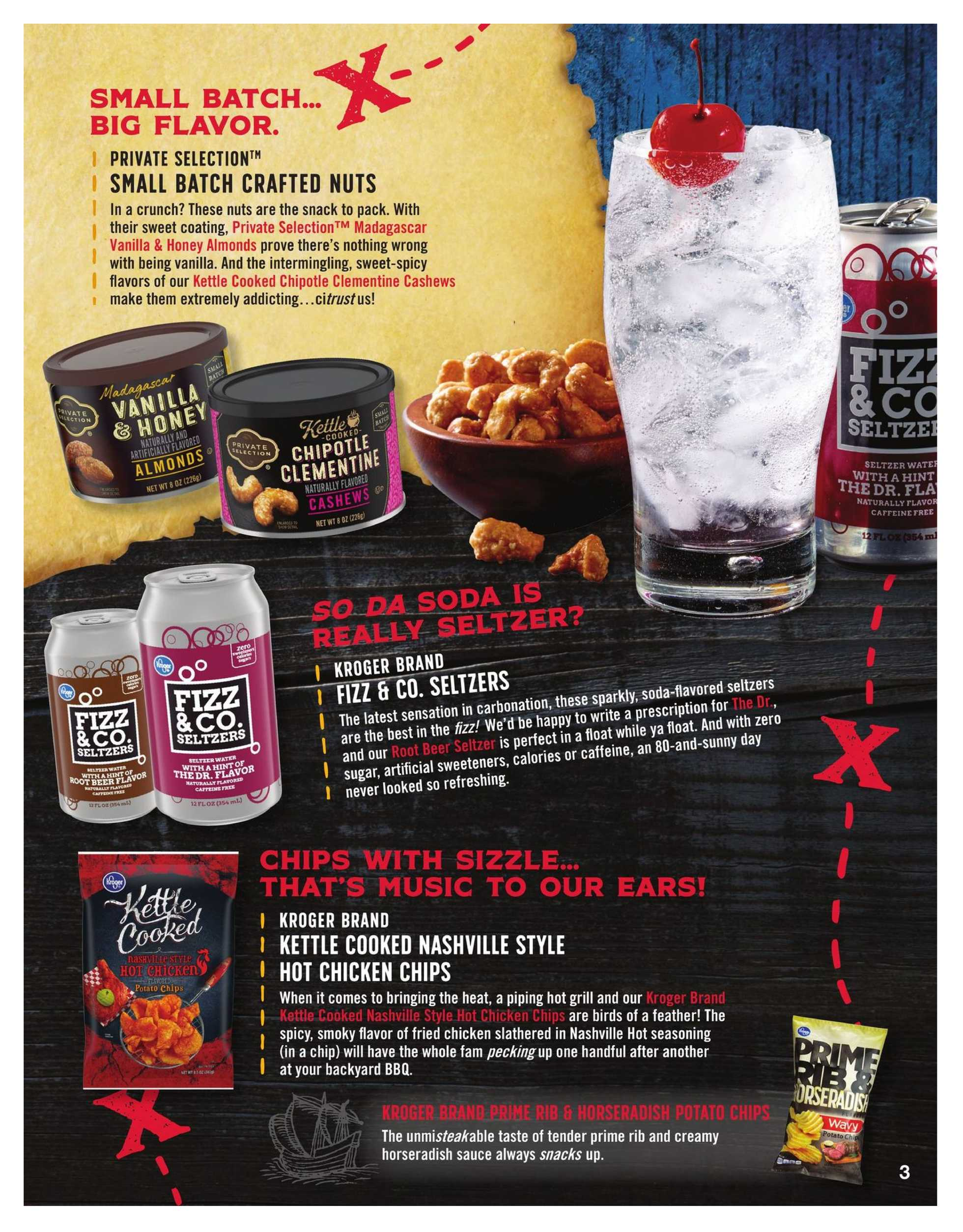 Kroger - promo starting from 07/10/19 - page 3