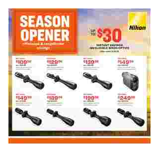 Academy Sports + Outdoors - promo starting from 10/14/19 - page 7