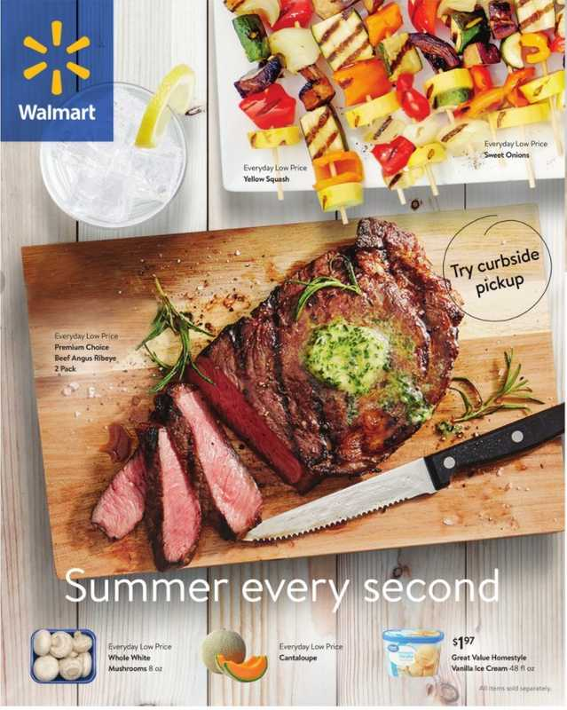 Walmart - deals are valid from 06/02/21 to 06/29/21 - page 1.