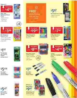 Walmart - promo starting from 11.08.2019 - page 18
