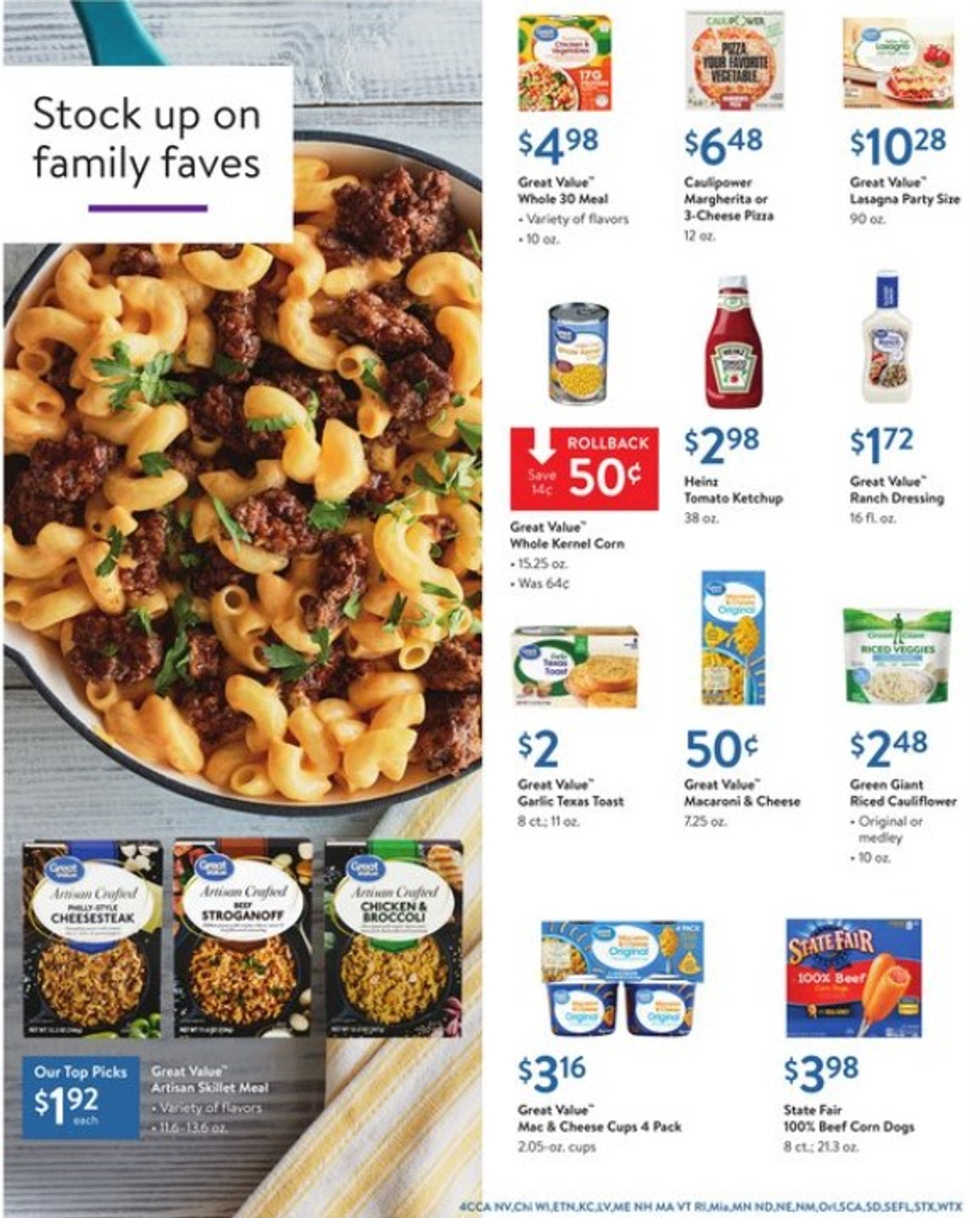 Walmart - promo starting from 11.08.2019 - page 4