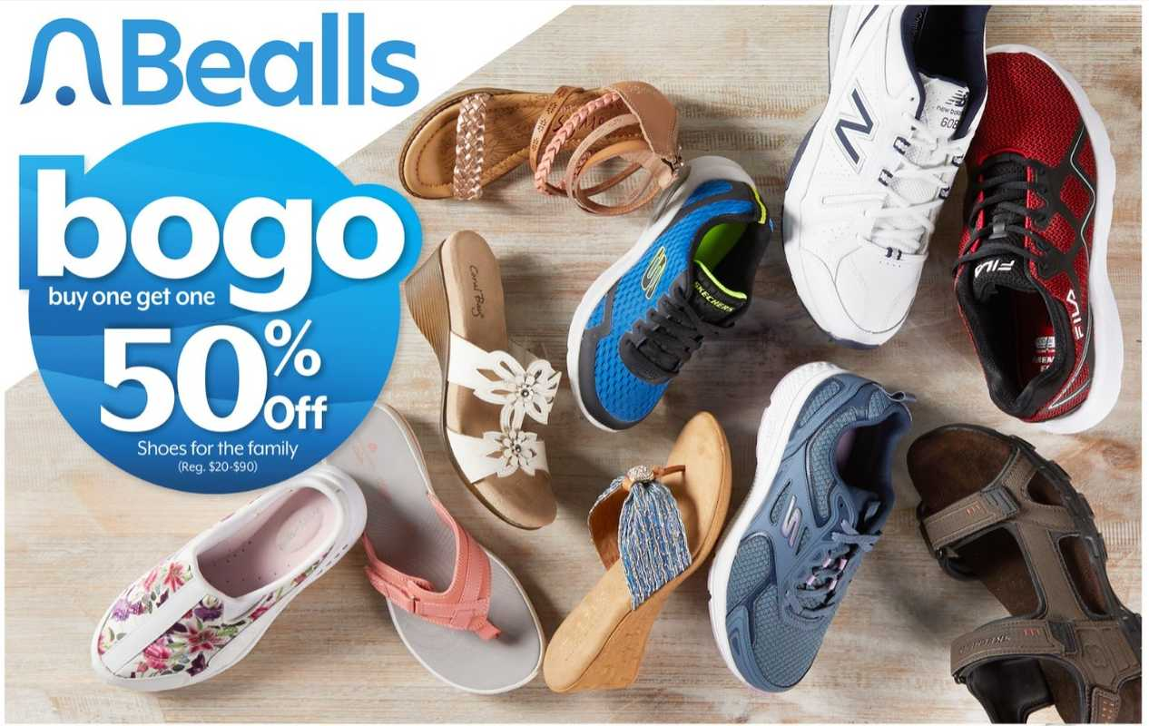 Bealls Florida - deals are valid from 05/19/21 to 05/25/21 - page 1.