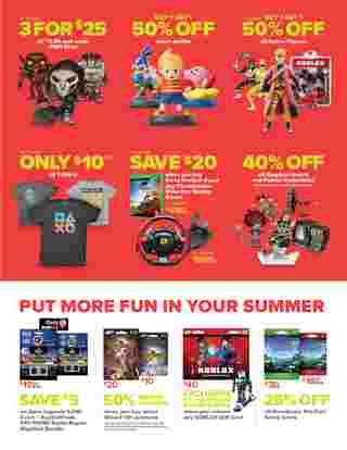 GameStop - promo starting from 2019-07-07 - page 5