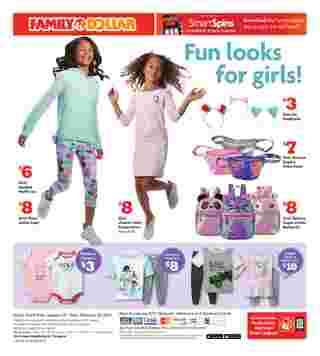 Family Dollar - promo starting from 30.01.2019 - page 9