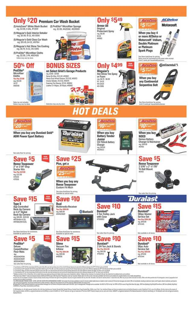 AutoZone - promo starting from 2019-04-30 - page 2