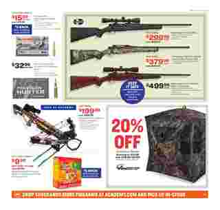 Academy Sports + Outdoors - promo starting from 10/14/19 - page 6