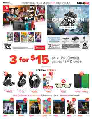 GameStop - promo starting from 2019-07-07 - page 10