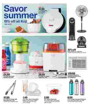 Target - promo starting from 2019-05-19 - page 14