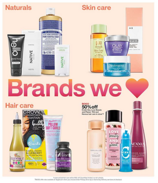 Target - promo starting from 09/15/19 - page 14