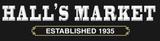 Hall's Market logo
