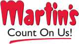 Martin's Supermarkets logo